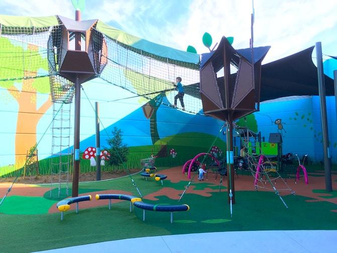 Indoor-PlayGround-Gold-Coast-Westfield-Helensvale-playground
