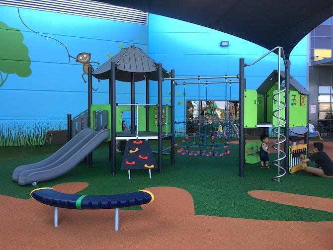Indoor-PlayGround-Gold-Coast-Westfield-Helensvale-toddler-area