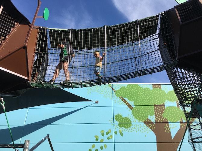 Indoor-PlayGround-Gold-Coast-Westfield-Helensvale-walking-nets