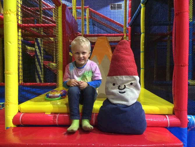 Kidz-N-Play-Robina-indoor-Play-Centre-jack-and-roam-the-gnome