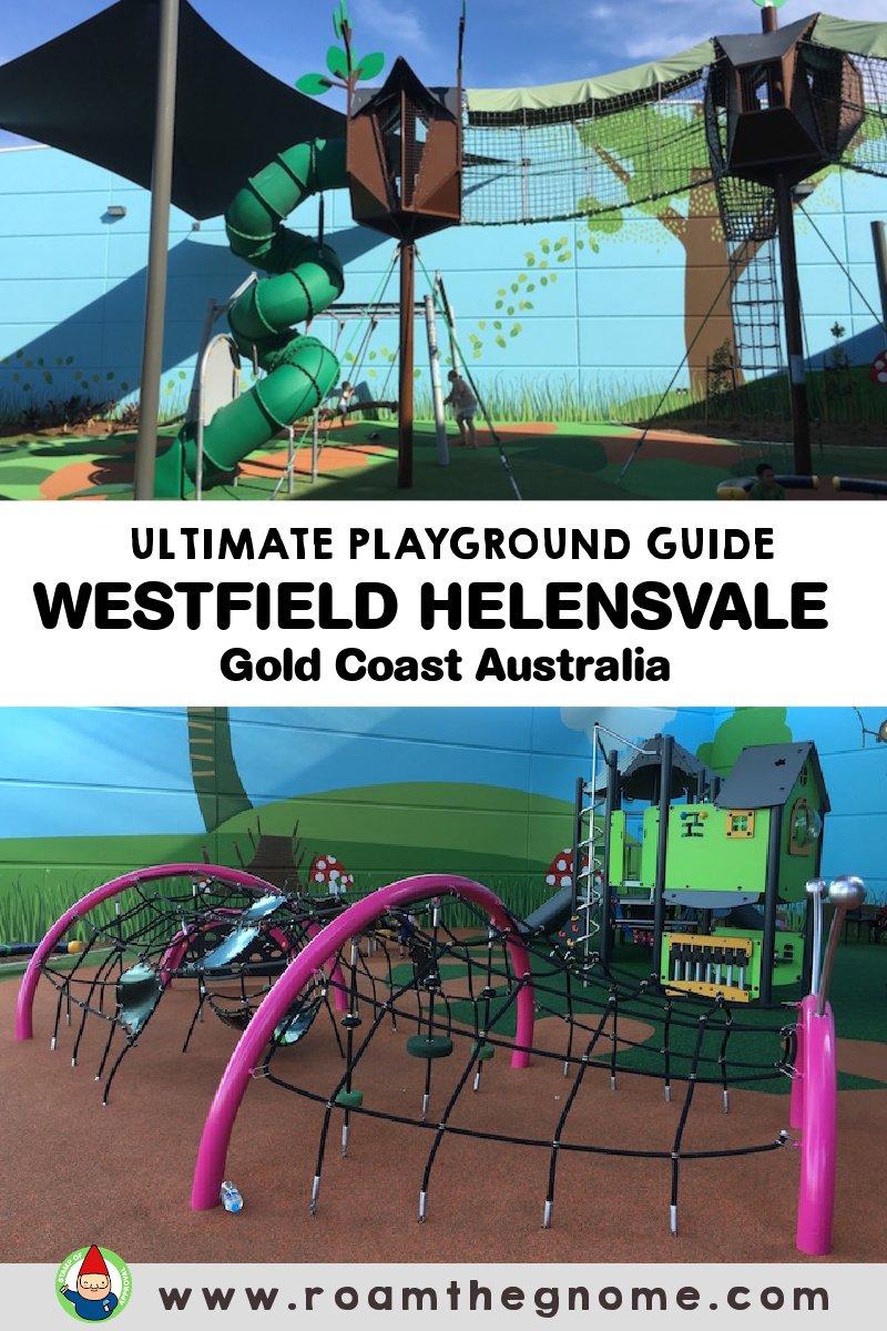 PIN westfield helensvale playground