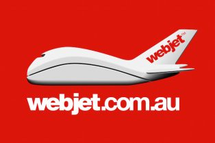 Webjet car hire logo