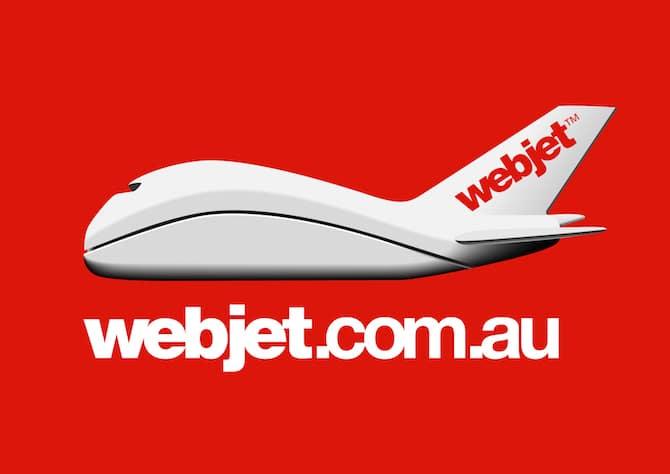 Webjet car hire logo