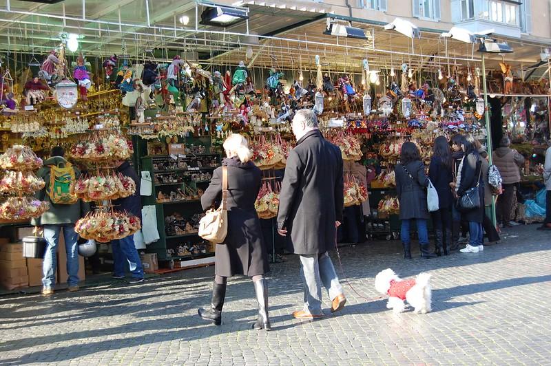 christmas market piazza navona pic