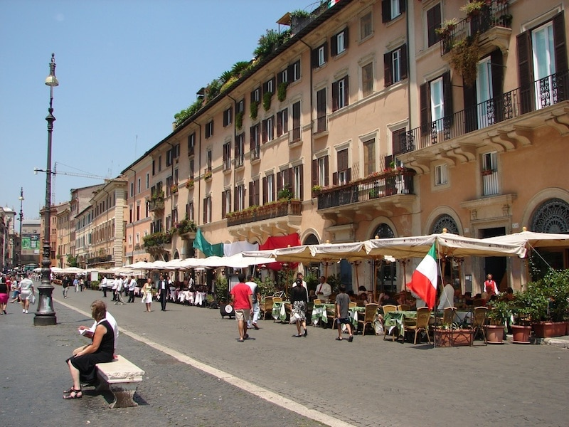 piazza navona square pic
