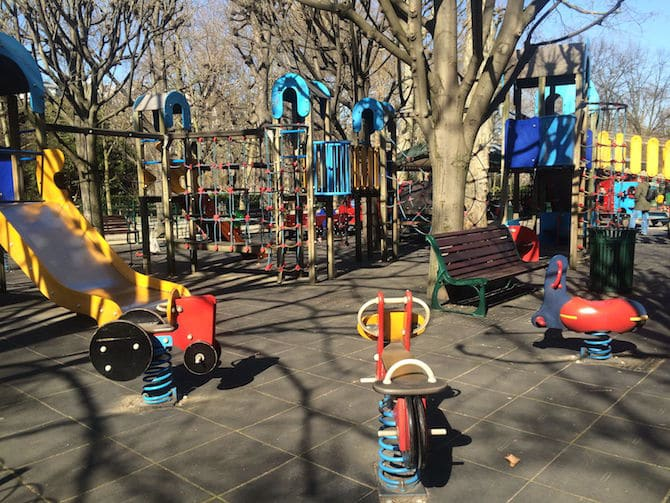 Jardin du Luxembourg Playground 2015 pic.