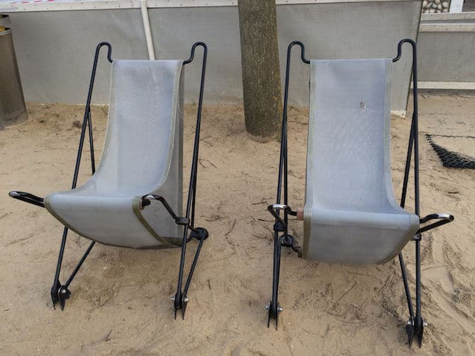 Paris Gardens Garden of Wind and Dunes Chairs pic