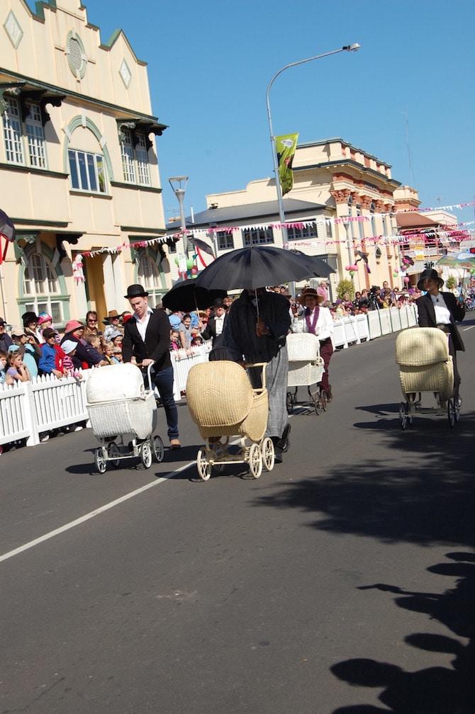 Mary Poppins Festival - The Great Nanny Race