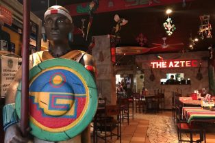 Mexican Gold Coast restaurant