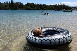 Brunswick Heads things to do - river swim