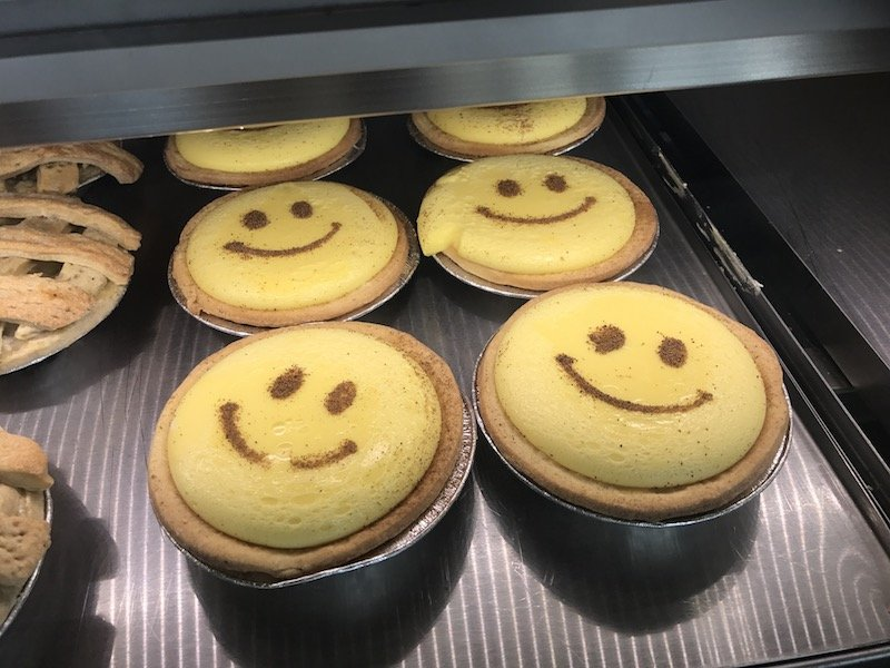 Eat Custard Tarts at the Brunswick Heads Bakery pic