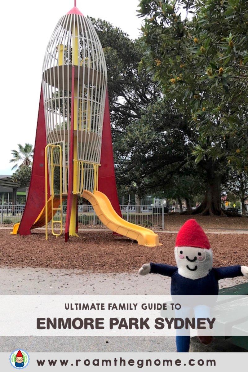 PIN Enmore park playground