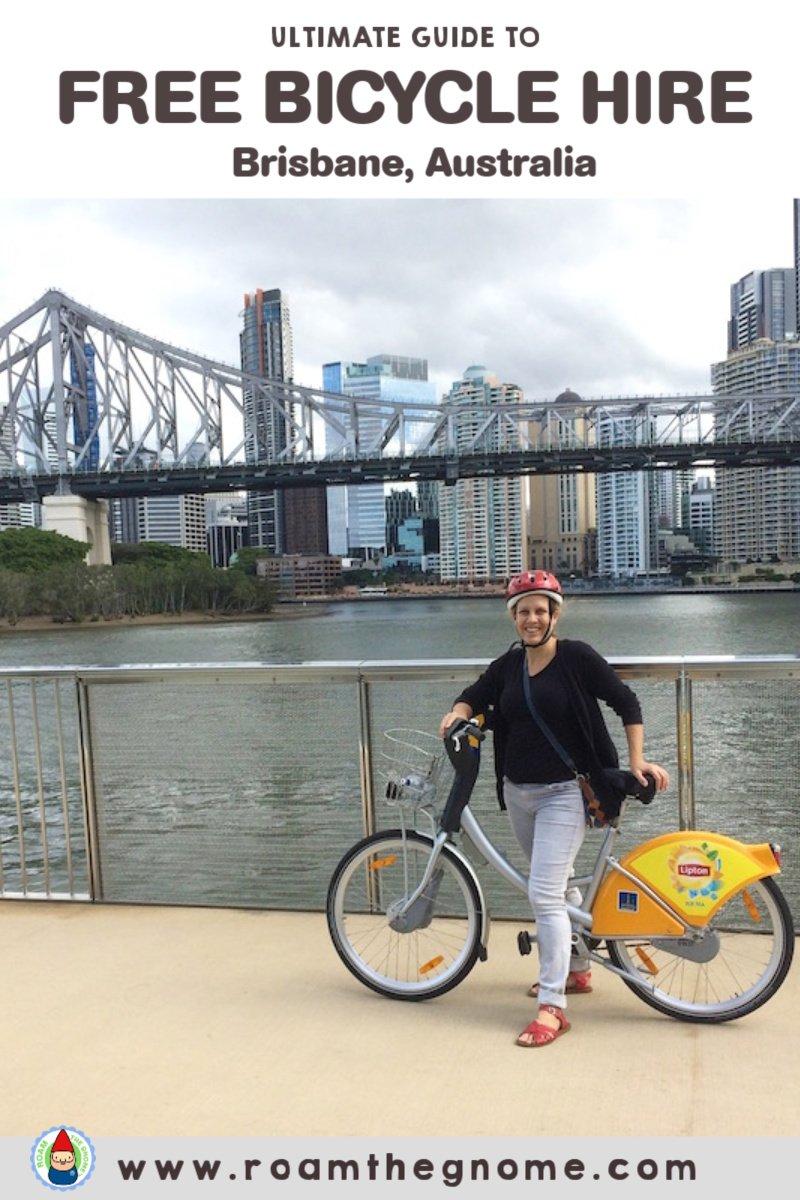 PIN bicycle hire brisbane