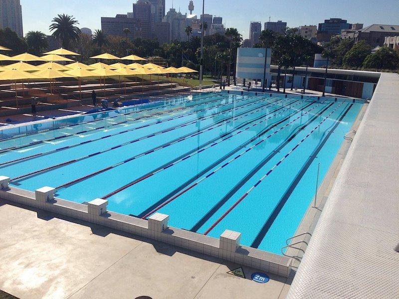 Prince alfred park pool via fb page