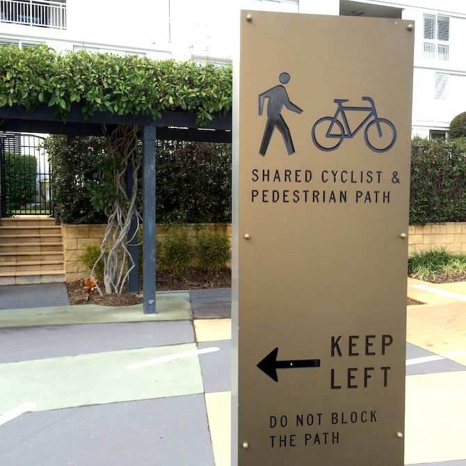FREE City Cycle Bicycle Hire Brisbane for rides along the Brisbane bike paths pic