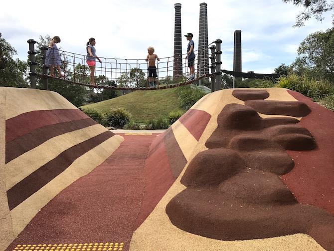 Sydney-Park-Playground-near-the-Brick-Kilns pic