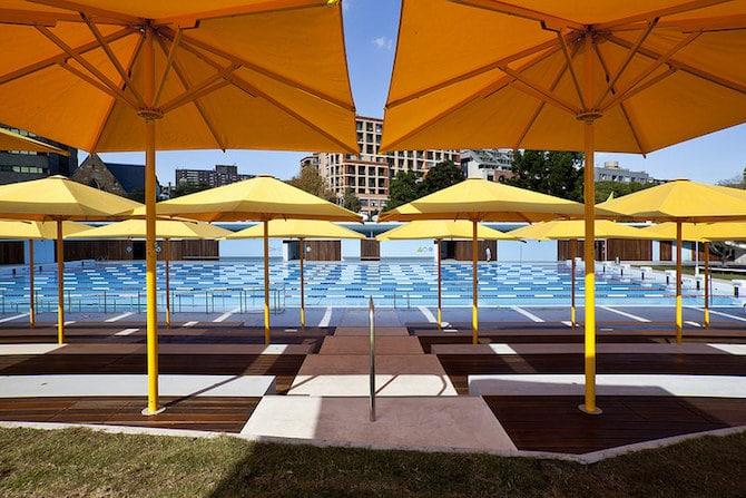 Pool Umbrellas pic