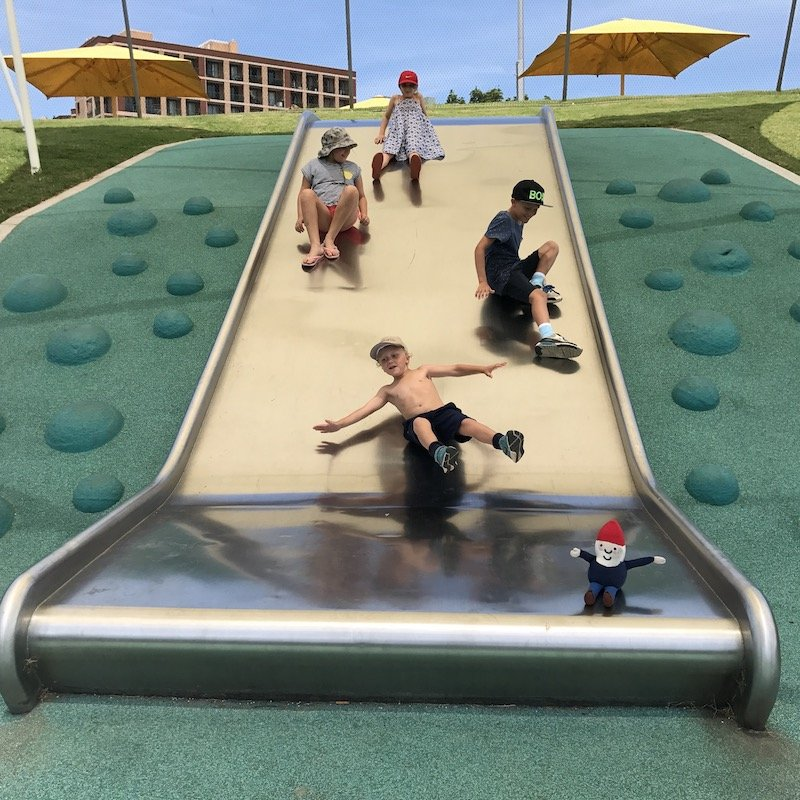 photo - Prince Alfred Park Playground_slide