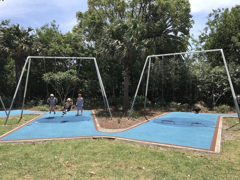 photo - Prince Alfred Park Playground_swings copy 2