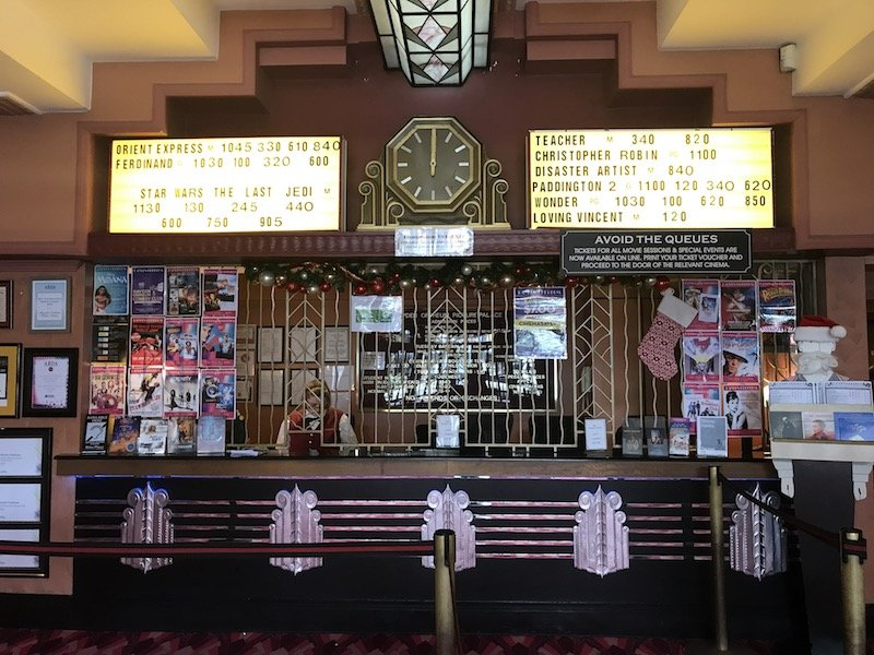 photo The Cremorne Orpheum Picture Palace Box Office