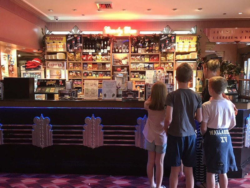 photo The Cremorne Orpheum Picture Palace - Candy Bar