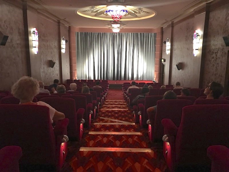 photo The Cremorne Orpheum Picture Palace Lounge Interior