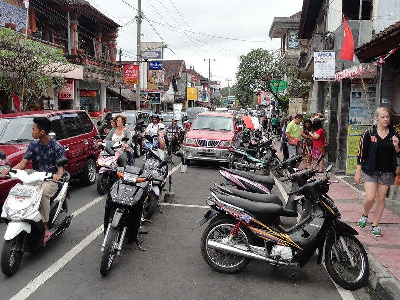 image- monkey forest road ubud by fabio achilli 15009547799