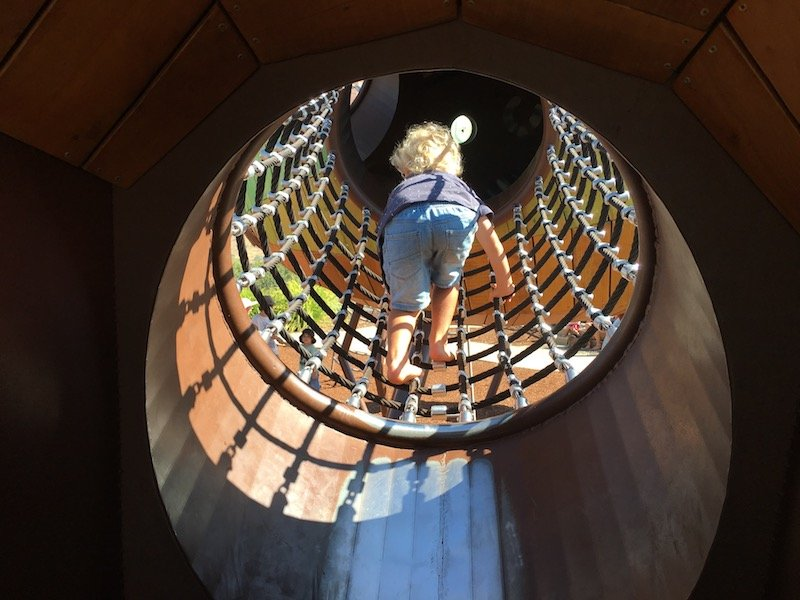 pod playground canberra tunnels pic