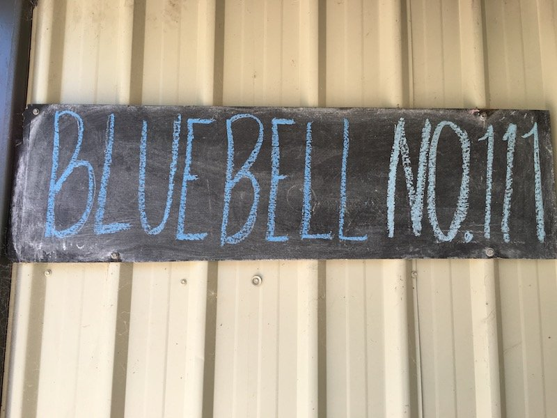 yarralumla play station bluebell train sign pic