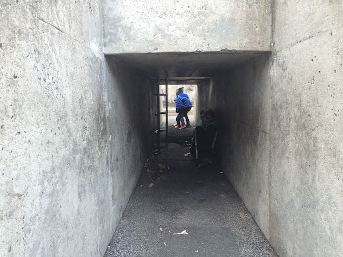 Visit ROAM THE GNOME Family Travel Website Directory for SUPER DOOPER FUN ideas for family vacations around the world. Search by city. Photo- Heckscher Playground Central Park tunnels