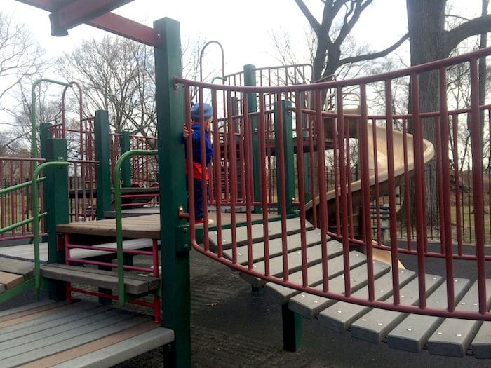 Visit ROAM THE GNOME Family Travel Website Directory for SUPER DOOPER FUN ideas for family vacations around the world. Search by city. Photo - The Rudin Family Playground Central Park slides