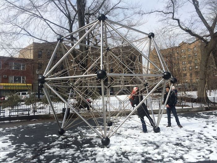 Visit Roam the Gnome Family Travel Directory for MORE SUPER DOOPER FUN ideas for family travel. Search by City. Photo- Vanderbilt Playground Prospect Park Brooklyn