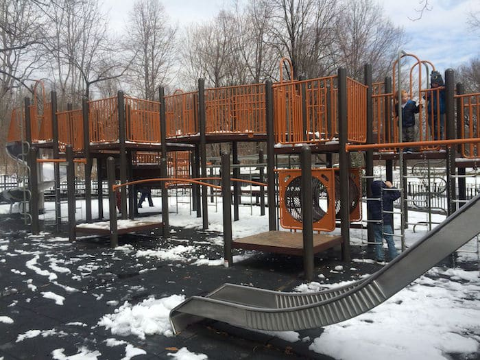 Visit ROAM THE GNOME Family Travel Directory for MORE SUPER DOOPER FUN ideas for family-friendly travel around the world. Search by City. Photo - Vanderbilt Playground Prospect Park Brooklyn