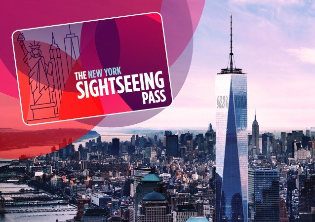 sightseeing pass in new york
