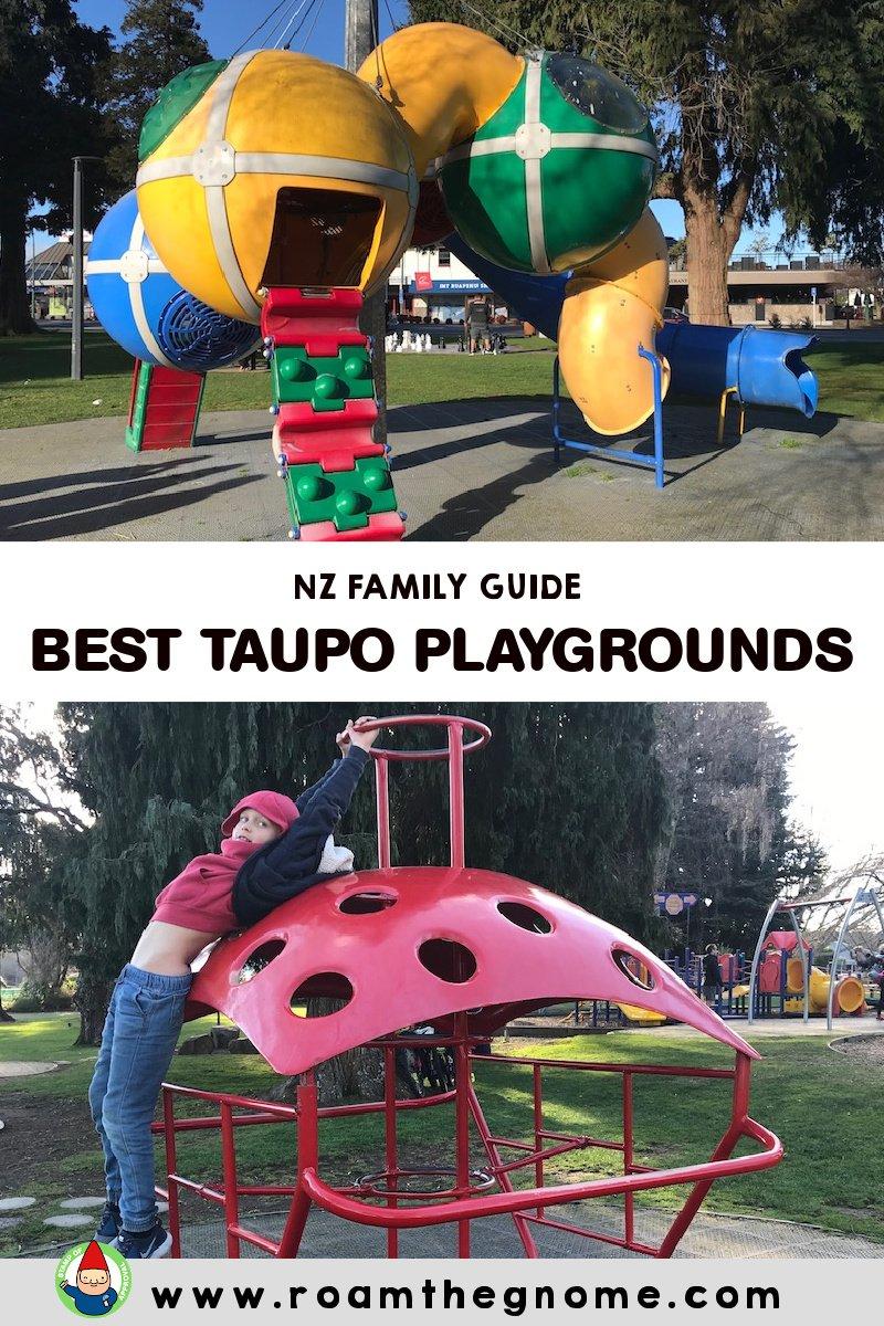 PIN taupo playground