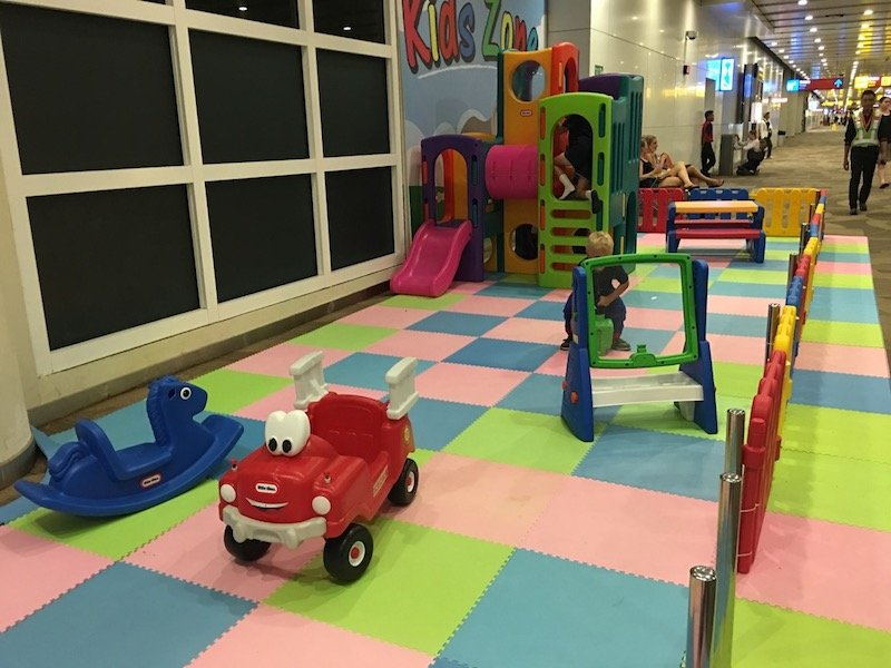 image - Bali Airport Lounge_play equipment