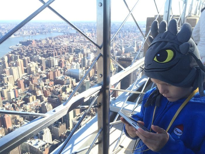 Visit the Empire State Building with Kids. ROAM THE GNOME Family Travel Website. Hundreds of fun ideas and activities to help you plan and book your next family vacation or weekend adventure.