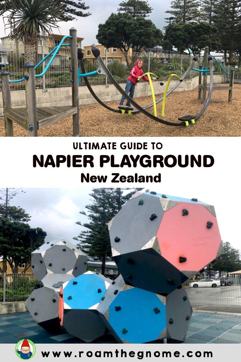 PIN napier playground