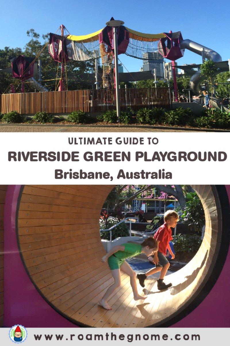 PIN riverside green playground pic