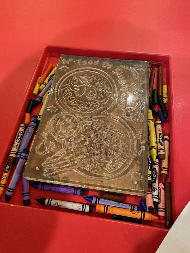 art activities at changi airport woodblock printing 800