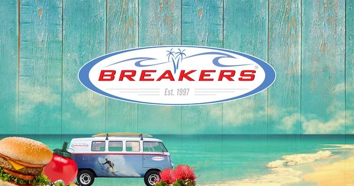 Breakers Family restaurant in Napier pic.