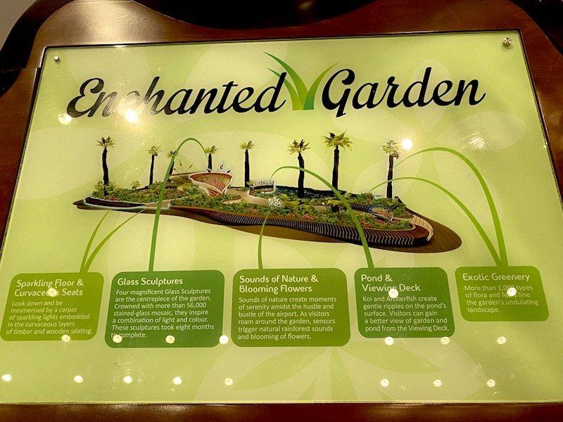 enchanted garden changi airport sign 800