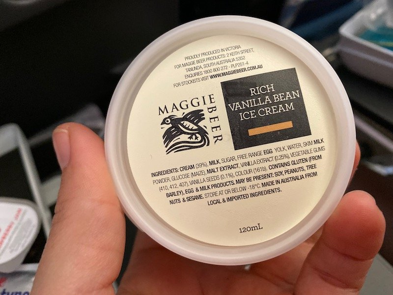 maggie beer rich vanilla bean ice cream 800