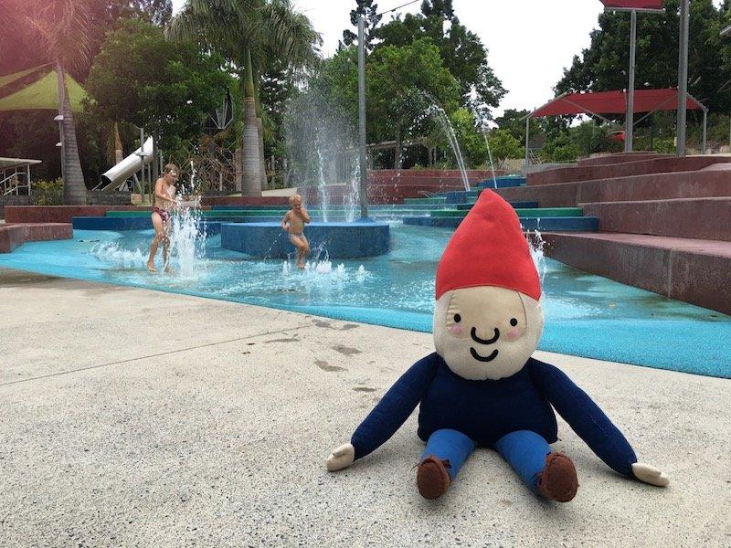 photo - bob gamble waterpark aquativity