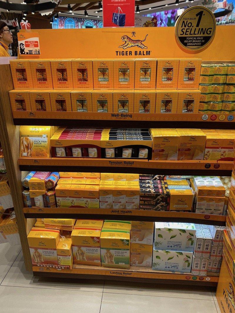 shopping at changi jewel for tiger balm pic 800