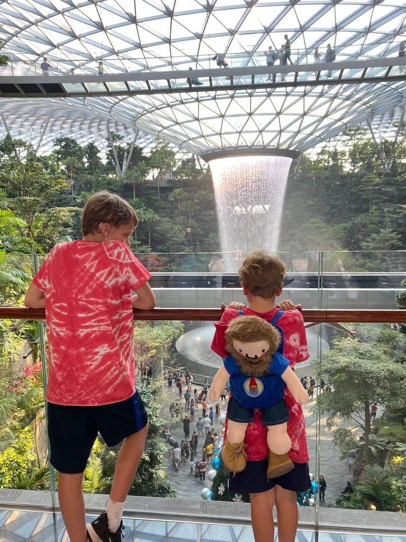 things to do at jewel changi airport pic 800