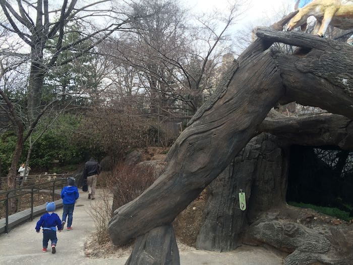 Tisch childrens zoo play area. ROAM THE GNOME Family Travel Website. Hundreds of fun ideas and activities to help you plan and book your next family vacation or weekend adventure.