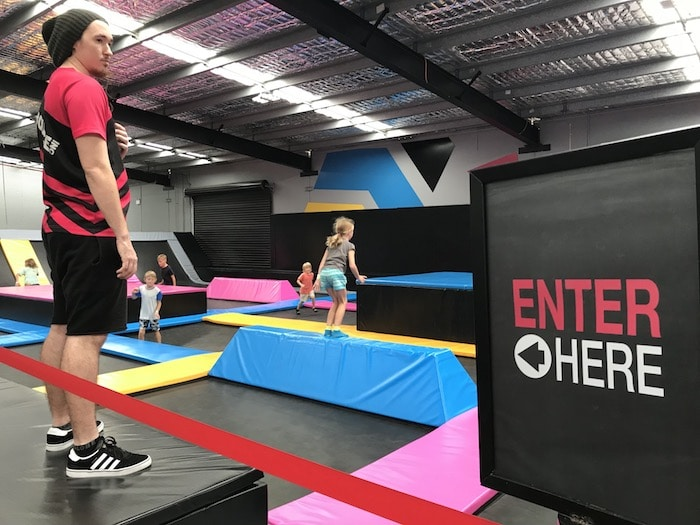 Bounce Inc Gold Coast. ROAM THE GNOME Family Travel Website. Hundreds of fun ideas and activities to help you plan and book your next family vacation or weekend adventure. _8557