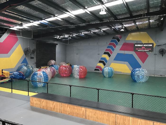 Bounce Bubble Soccer pic