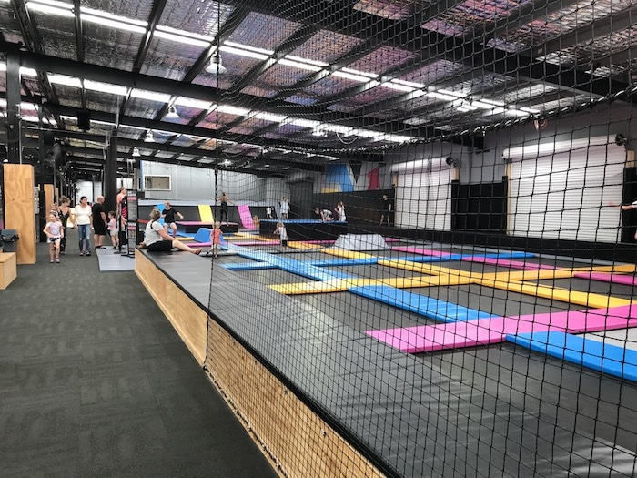 Bounce Free Jump area pic